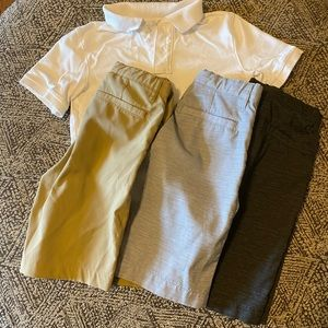 Old Navy boys shorts size 7 - 3 pairs